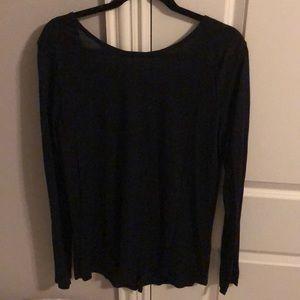 LULULEMON black long sleeve